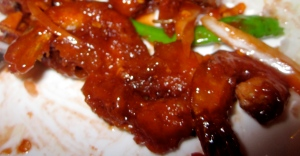 Spicy Chili Shrimp